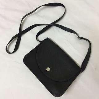 💗BN Black Sling Bag