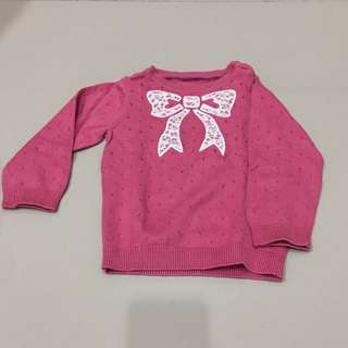 Mothercare Pink Sweater