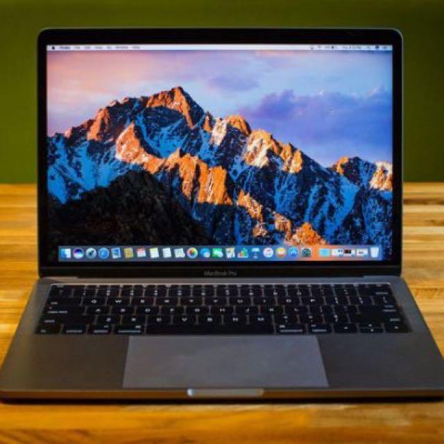 2017 Macbook Pro 256GB UNOPENED