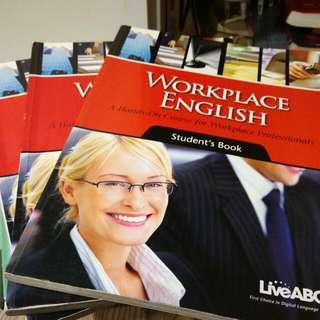 Workplace English Lives ABC