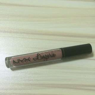 NYX Lip Lingerie - Push Up