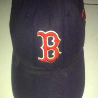 Baseball Cap Boston