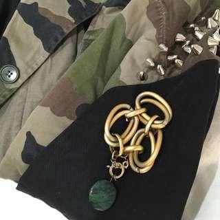 Ragged Priest Bespoke Army Jacket