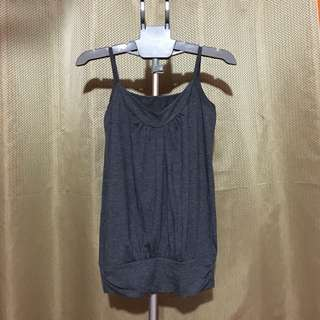 V-neck Spaghetti Strap Top