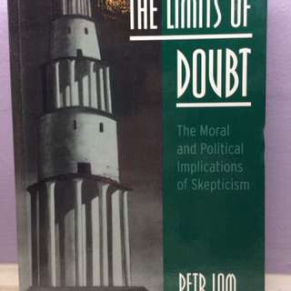 The Limits of Doubt