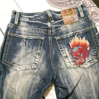 🚚 二手牛仔褲,STOCKTON