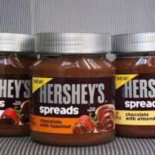 Imported Chocolate/Peanut Butter Spreads - Nutella, Skippy, Hershey's, Reese's, Cadbury, Finetti 🔥40% OFF from Supermarket Price🔥