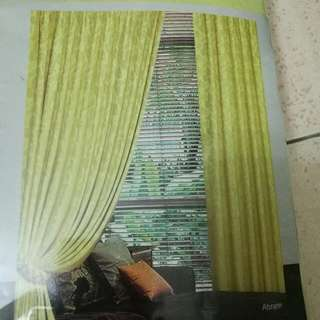 Sliding Door Curtains