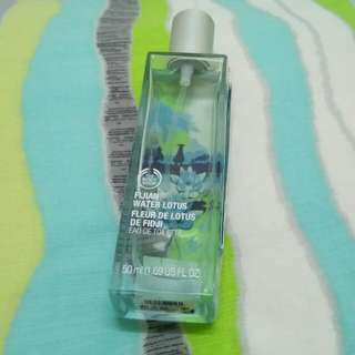 Body Shop Perfume- Fijian Water Lotus