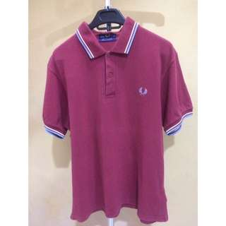 Fred Perry made in england