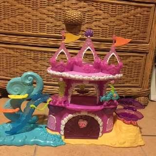 My Little Pony Mermaid Castle