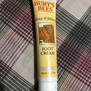 Burt's Bees Honey and Billberry Foot Creme