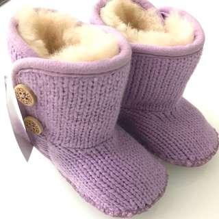UGG小童羊毛靴