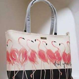 Kate Spade Flamingo Bag