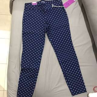 "OLD NAVY ""The Diva"" Navy Jegging"