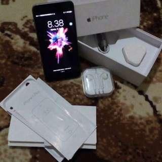Iphone 6plus 16gb Ext Inter Muluss Fullset