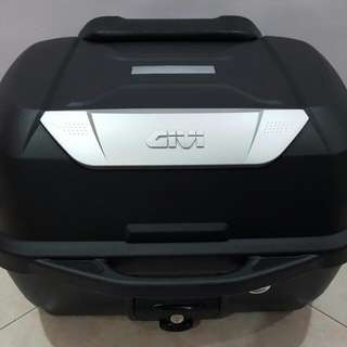 Givi E43 NTL ADV Mulebox Monolock Top Case For Spark / X1R / 125Z / Jupiter / Sniper / Wave / Super 4 / Yamaha / Honda Bikes