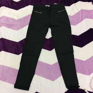 Temt Black Pants