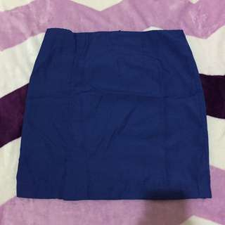 Tailored Office Skirt