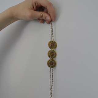 Turkish bracelet/anklet