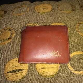 Dompet Semi Kulit