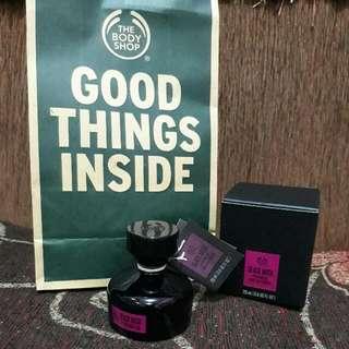 The Body Shop Black Musk Perfume Oil - Huile De Parfum