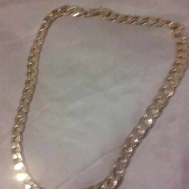24 Kt Mens Gold Chain