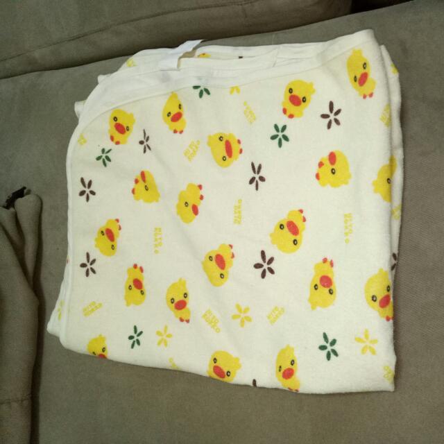 黃色鴨鴨防水墊