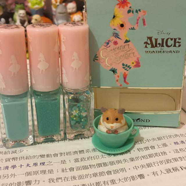 愛麗絲指甲油💅 #可換物