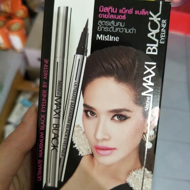 泰國 Mistine 眼線,眉筆 含運250