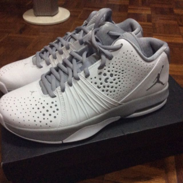 online store c7fb0 2153f 全新 Nike Jordan 5 AM US 9 藍球波鞋 灰白色