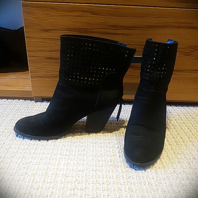 Ankle Boots Ninewest