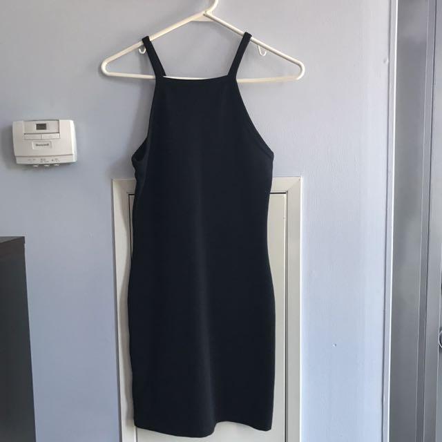 Aritzia Mini Black Dress XS