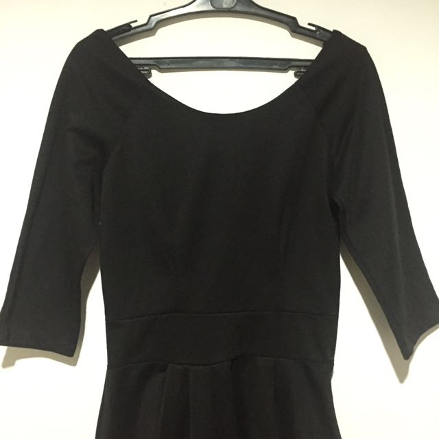 ASOS Little Black Dress