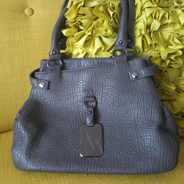 Authentic Armani Exchange Handbag