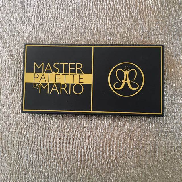 Authentic Master Palette by Mario