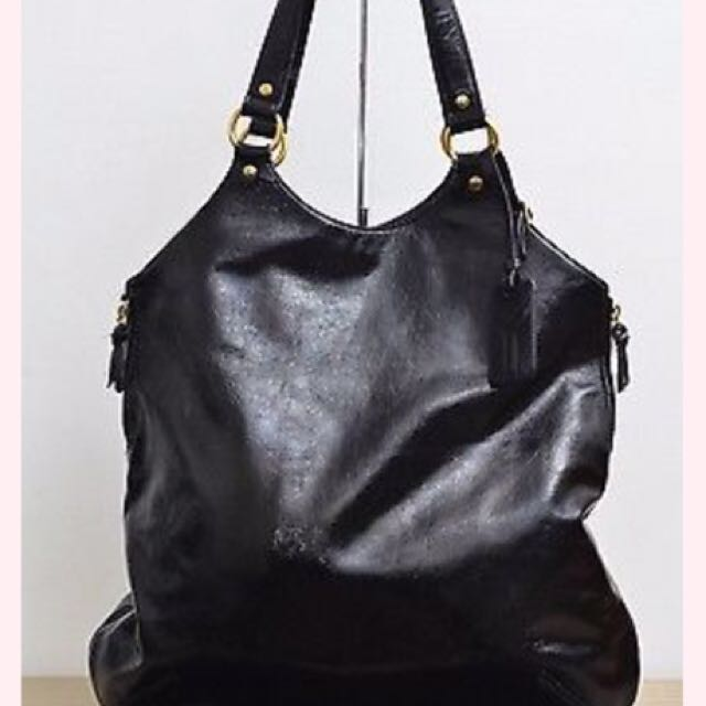 cb2c1b45fbbc 💯%Authentic Yves Saint Laurent YSL Large Metropolis Used Authentic w   Dustbag