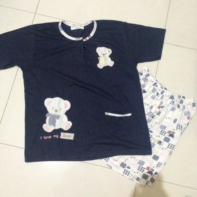 Baju Tidur Anne Claire - Piama
