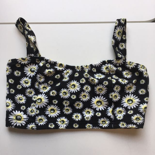 Bandeau With Daisies
