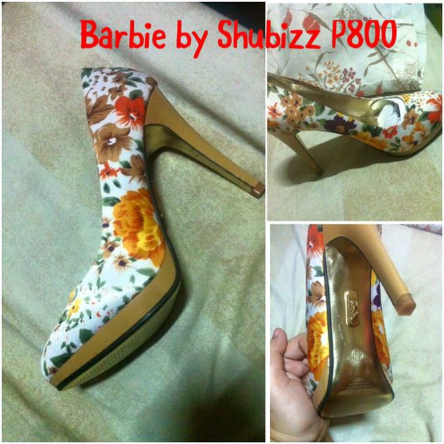 Barbie By Shubizz Heels