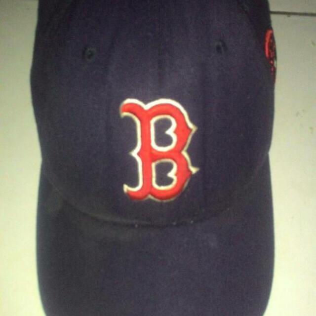 Baseball Cap Boston