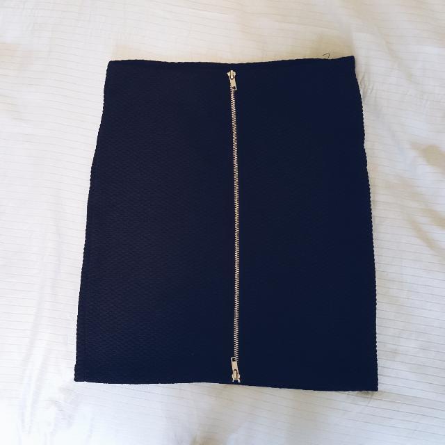 Black Mini Skirt ❤