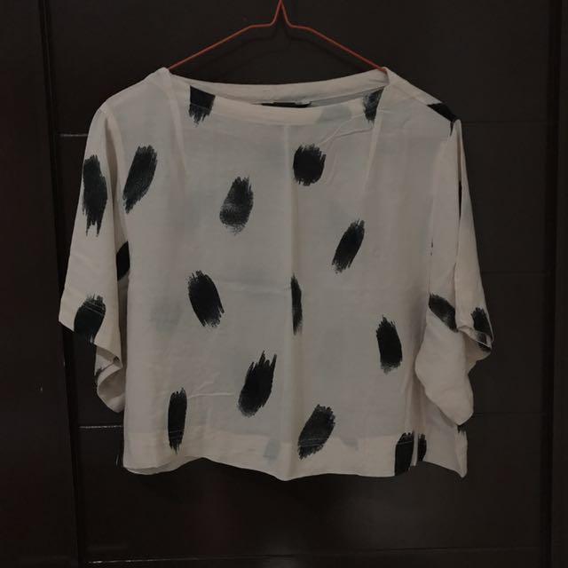 Black Spot H&M Blouse