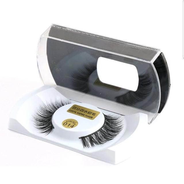 Brand New 100% Mink False Eyelashes