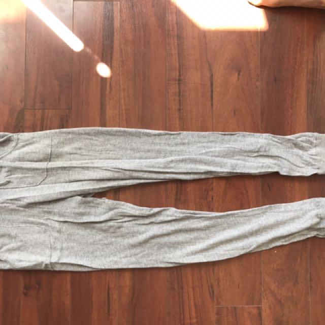 Cashmere Blend Sweatpants Size S