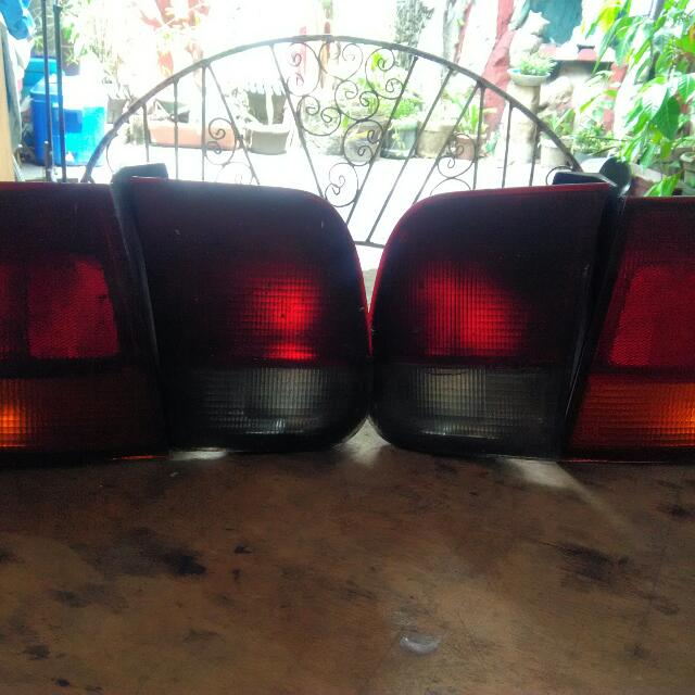 Civic Tail Light 97 Vti