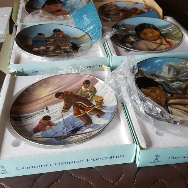 Collector plates .. REDUCED 40.00 EACH