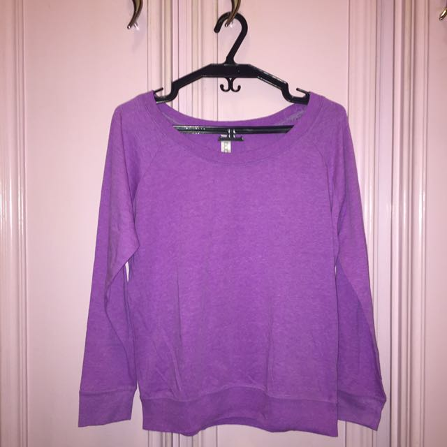 Cotton On Lilac Sweater