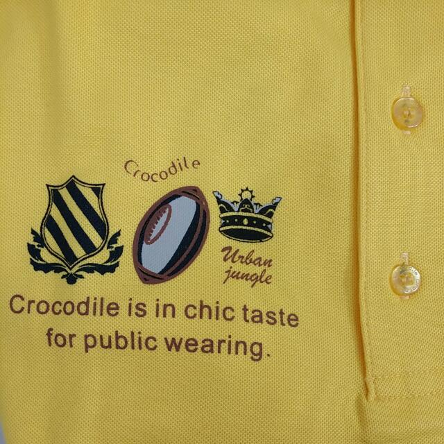 英國鱷魚Crocodile吸濕排汗POLO衫