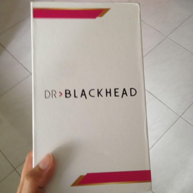 DR BLACKHEAD